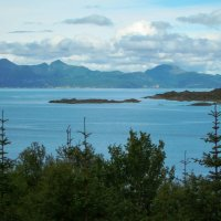 Северная Норвегия. Лофотенские острова. :: Надежда Лаптева