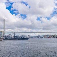 Владивосток, бухта Золотой рог :: Эдуард Куклин