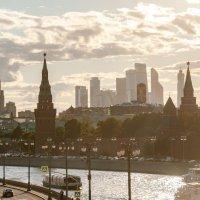 Москва-сити :: Константин Иноземцев