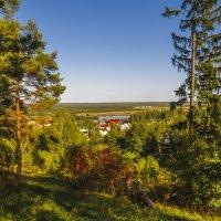 Деревня Якушево :: Сергей Цветков