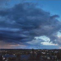 Панорама сентябрь :: Михаил Дрейке