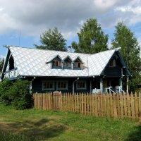 Дом в Мандрогах :: Надежда