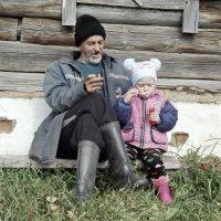 Каждый дует свои пузыри :: Светлана Рябова-Шатунова