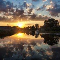 Путь на закат :: Lusi Almaz