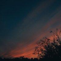 Переходящий закат :: Alexander Royvels