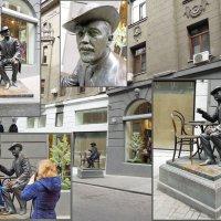 Памятник Владиславу Городецкому :: Тамара Бедай