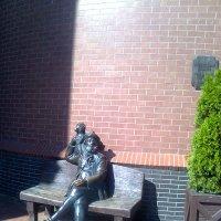 Шкипер с обезьянкой :: m742sergey
