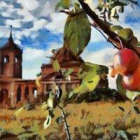 Дикие яблоки :: Aleksandr Ivanov67 Иванов
