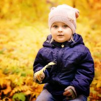 Малышка :: Евгения