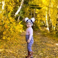 Прогулка по осеннему лесу) :: ТатА ДемИ