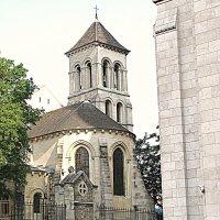 Париж. Церковь Сен - Пьер на Монмартр. :: Владимир Драгунский