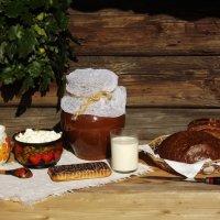 Завтрак в деревне! :: нина