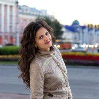 Горожанка :: Алина Меркурьева
