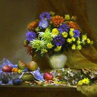Осень — время мечтать... :: Валентина Колова