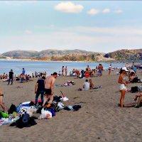 Пляж за Полярным кругом :: Кай-8 (Ярослав) Забелин