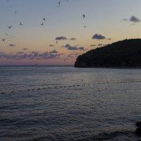 ..вечер у моря :: Julia Korzunova