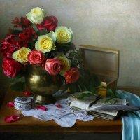 Письма из прошлого :: lady-viola2014 -