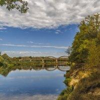 На реке Клязьме :: Сергей Цветков