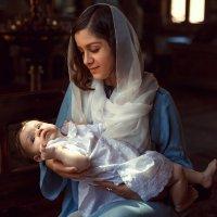 Мать и дитя :: Ирина Kачевская