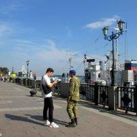 На ростовской набережной :: Нина Бутко