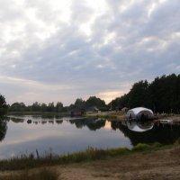 рыбалка на закате :: Анна Воробьева