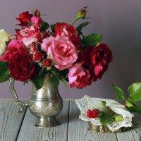 Последние розы :: Алёна Гершфельд
