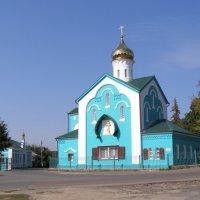Никольская церковь :: Анна Воробьева