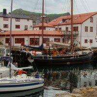 Северная Норвегия. Лофотенские острова. Кабелвог. :: Надежда Лаптева