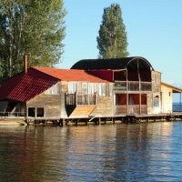 Домик на воде :: Андрей Солан