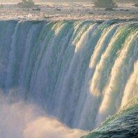 Ниагарский водопад :: dindin