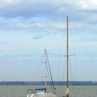Яхты на Азовском море :: Сергей Карачин