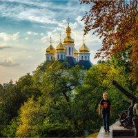 Чернигов.Екатерининская церковь. :: Константин Ушмаев