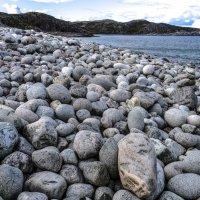 галечный пляж Баренцево моря :: Георгий А
