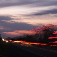 ночная дорога :: Алена Д