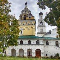 Благове́щенский Киржа́чский монасты́рь — женский монастырь Александровской епархии . :: Лара ***