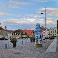 Небольшой латвийский городок. :: Inga Engel