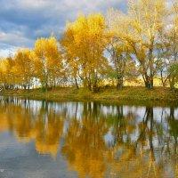 Отражение осени :: galina tihonova