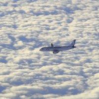над облаками :: vg154