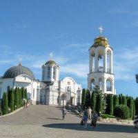 Свято-Георгиевский монастырь (Ессентуки) IMG_0027-27 :: Олег Петрушин
