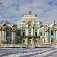 Памятник русского барокко :: Владимир Соколов