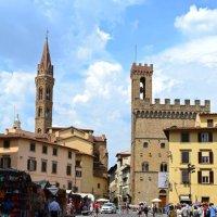 Прогулки по Флоренции :: Ольга