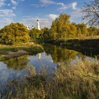 вид на Благовещенский Киржачский женский монастырь :: Владимир Ефимов