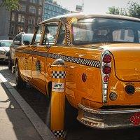 Старое Нью-Йоркское такси 1 :: Олег Чемоданов