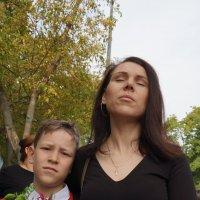 Потерпи сынок, шесть лет осталось. :: Олег Чернов