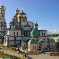 В Ново-Иерусалимском монастыре :: Дмитрий Солоненко