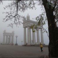 Утро туманное... :: Юрий ГУКОВЪ