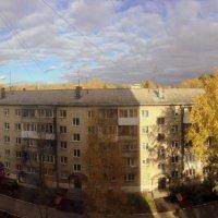 Осенний день в Академгородке . :: Мила Бовкун