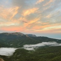 Туман Ангарского перевала... The fog of the Angarsk pass... На 6.10 группа набрана... Кто не успел, :: Сергей Леонтьев
