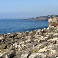 Пиренейский полуостров...здесь  дробятся о скалы волны Атлантического океана ... :: Galina Leskova