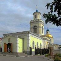 Церковь св.Николая Чудотворца :: Сергей Карачин